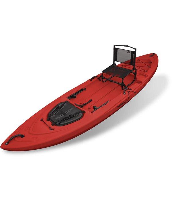 Diablo Paddlesports The Amigo Red (With Logo & Ruler Pad Kit)