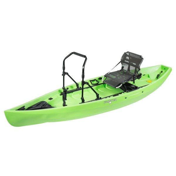2016 Frontier 12 Pinnacle Seat (Prior Year Model) Lime