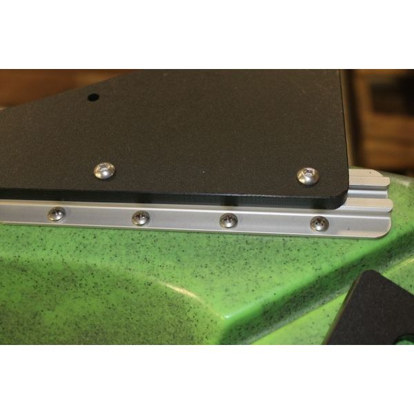 Triangle Mounting Plate
