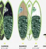 """Exocet Fish 8'11"""" x 30"""" Bamboo"""