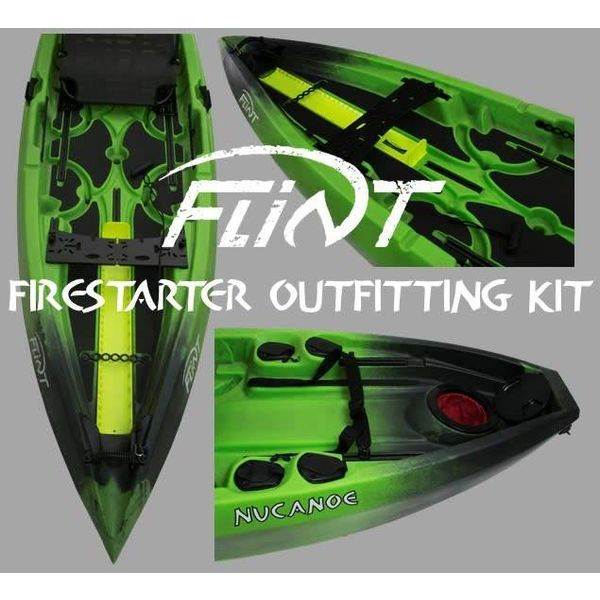 Flint FireStarter Outfitting Kit