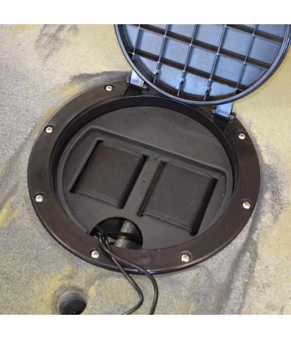 Viking Concealment Hobie & Pelican Kayak Power Plate