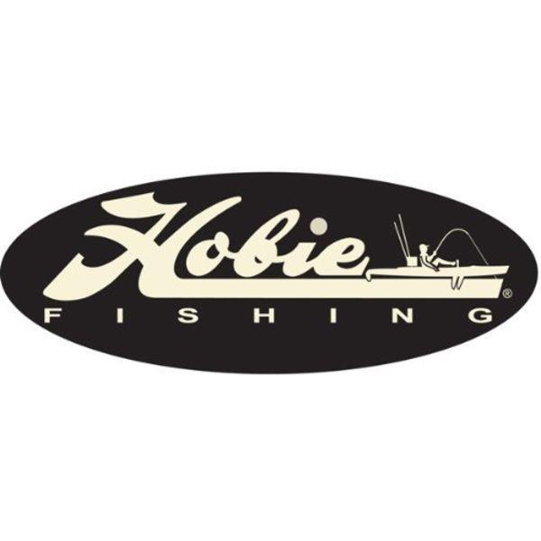 Decal Hobie Kayak Fishing