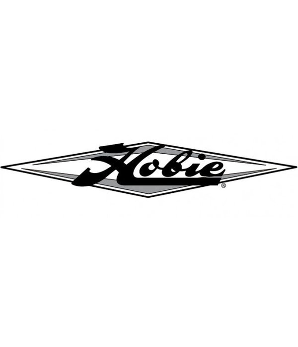 "Hobie Decal 36"" Hobie Diamond Silver"
