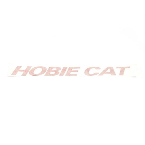 Decal Hobie Cat Red