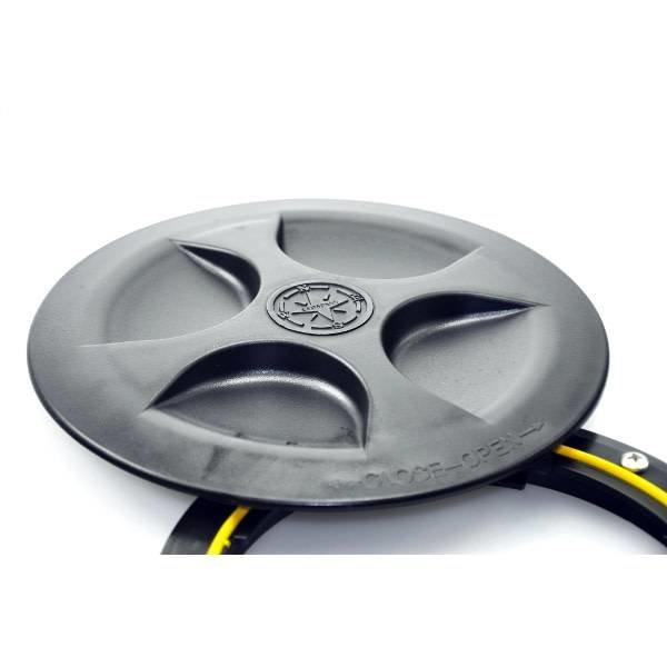 Compass Hatch/ Ring/ Gasket w/ Bucket