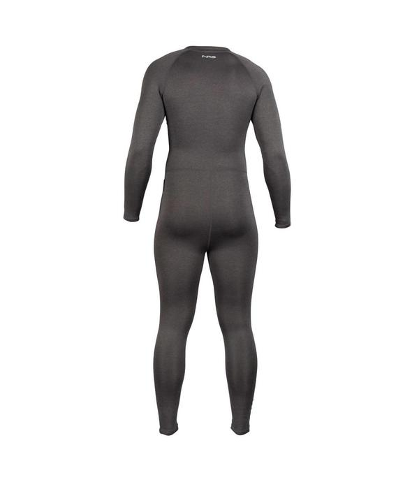 NRS Watersports Expedition Union Suit, Charcoal Heather