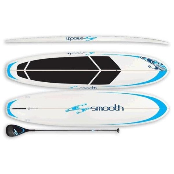 Sup Smooth Bomber 12' With Paddle