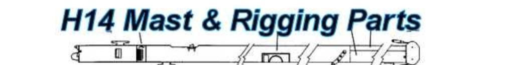 Hobie 14 Mast & Rigging Parts