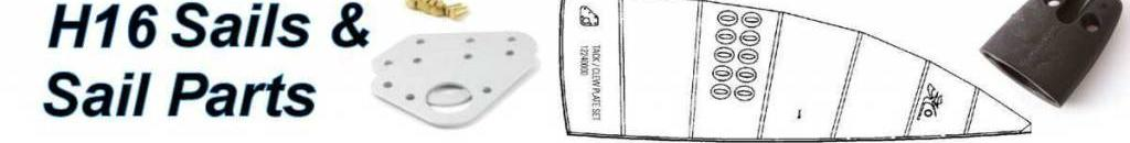 Hobie 16 Sails & Sail Parts