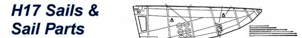 Hobie 17 Sails & Sail Parts