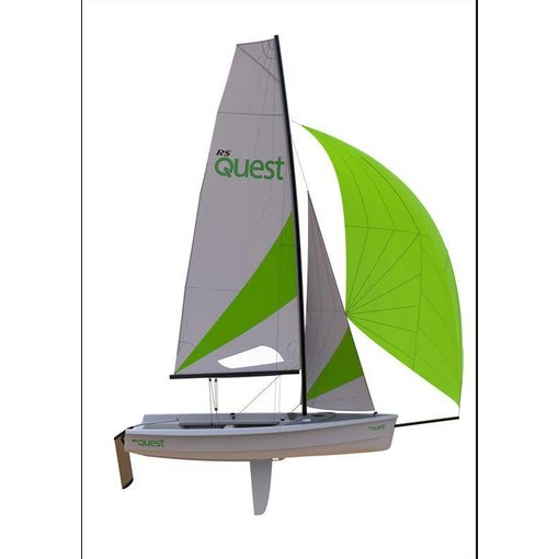 RS Sailing Quest Sailboat