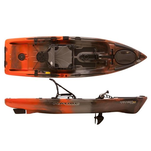 Native Watercraft 2018 Titan Propel 10.5