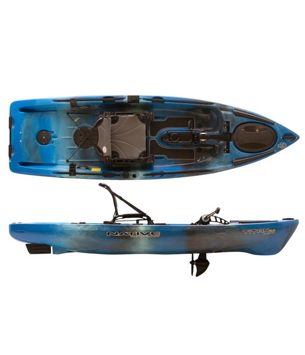 Native Watercraft 2018 Titan Propel 10.5
