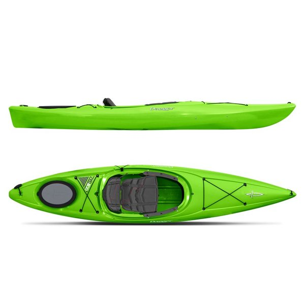 (Prior Year Model) 2017 Zydeco Lime 11.0