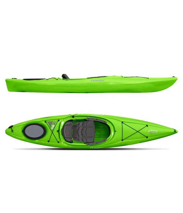 Dagger (Prior Year Model) 2017 Zydeco Lime 11.0