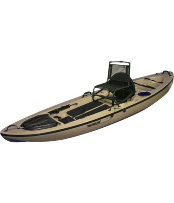 Diablo Paddlesports (DEMO) The Chupacabra With Skeg and Deck Pad Kit