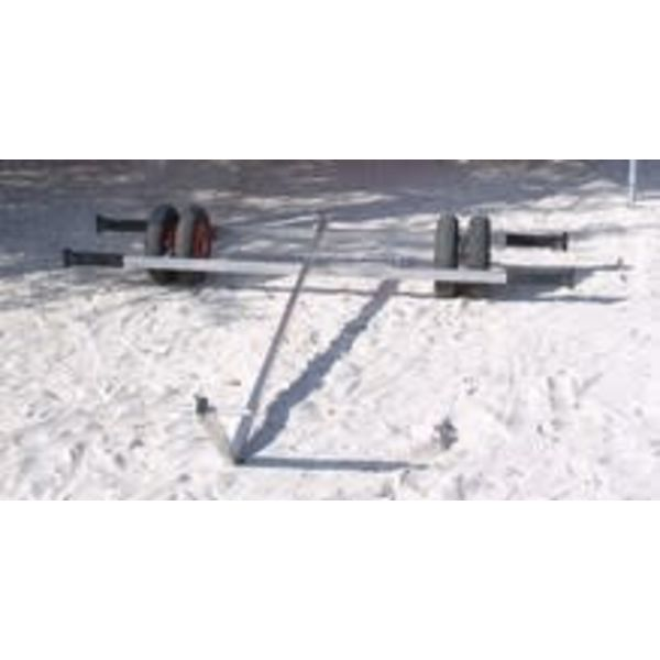 Beach Dolly Euro H16 Frt