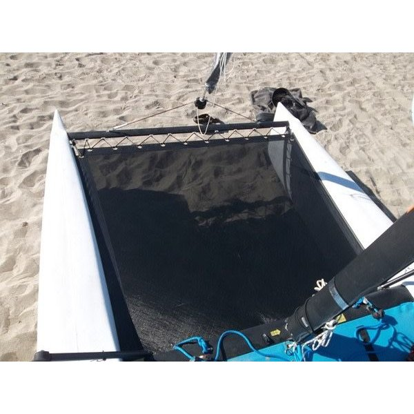 Hobie Getaway Forward Tramp Black Tenara