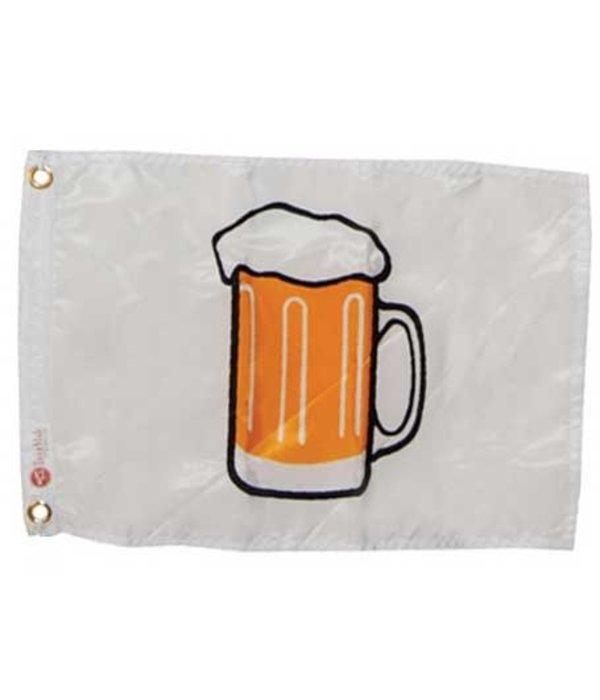 """Flag Beer 12 x 18"""""""