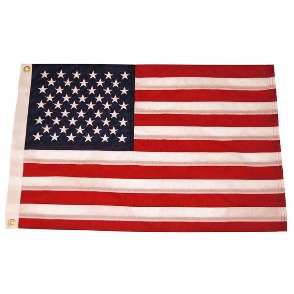 "US Flag Sewn 20 x 30"""