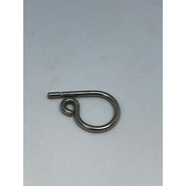 "Spring Clip For 3/8"" Pin"