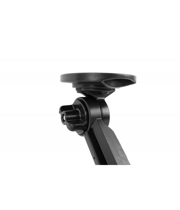 Yak-Attack Round Base Fish Finder Mount with Track Mounted LockNLoad™ Mounting System