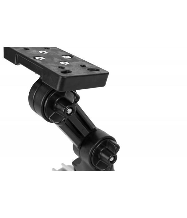 Yak-Attack Humminbird Helix® Fish Finder Mount with Track Mounted LockNLoad™ Mounting System