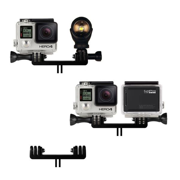 Double Mount For Gopro