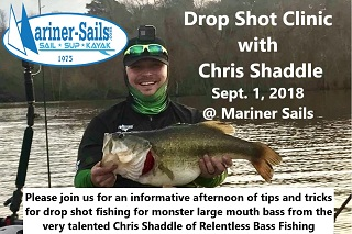 Chris Shaddle Drop Shop Clinic