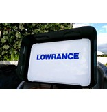 BerleyPro Lowrance HDS12 Carbon Visor