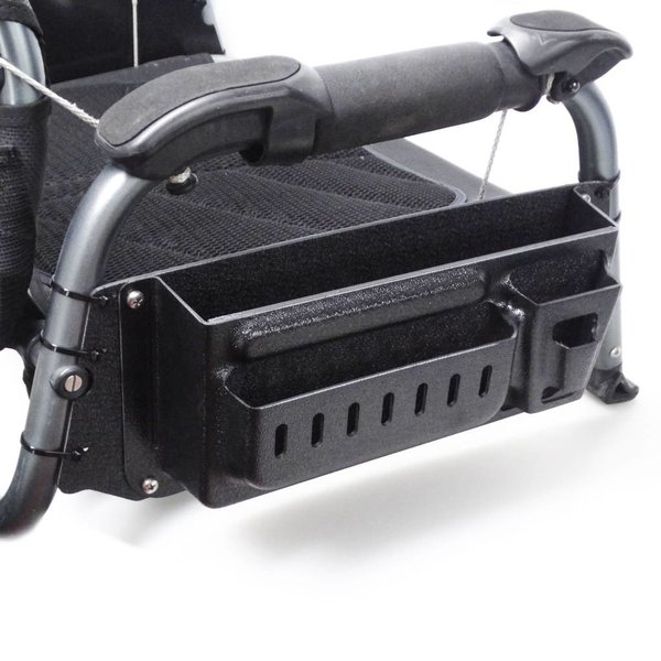 Prison Pocket B  (R) With Vantage Seat Adapter - Will Fit 3600 Plano Box
