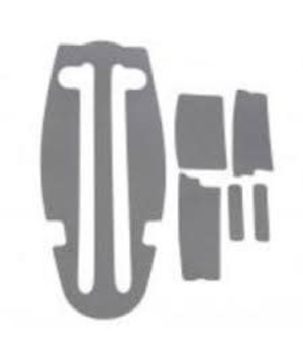 Wilderness Systems Tarpon 120 Traction Pad Kit