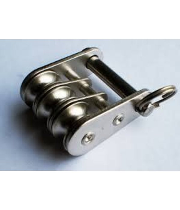 Pulley Downhaul Screw Together