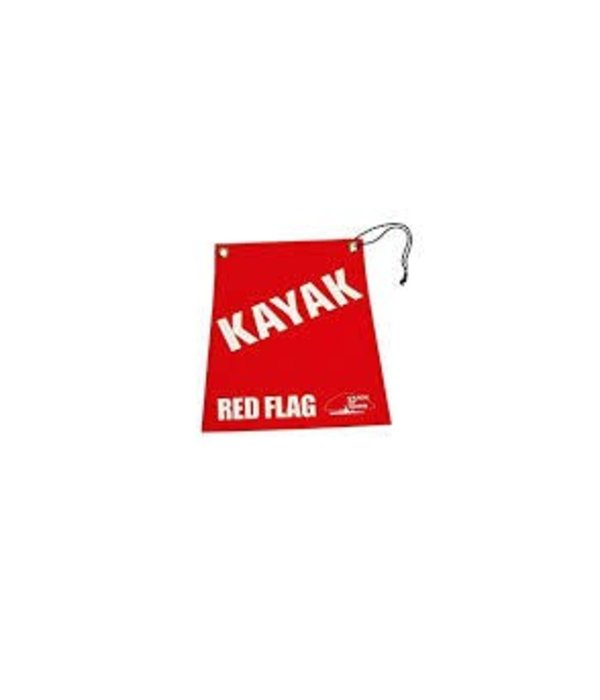 Malibu Kayaks Kayak Warning Flag