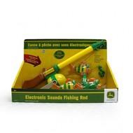 John Deere John Deere Electronic Sounds Fishing Rod