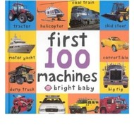Priddy Books First 100 Machines