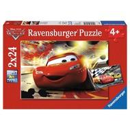 Ravensburger Ravensburger Cars: Cars Grand Entrance Puzzle 2 x 24pcs