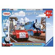 Ravensburger Ravensburger Thomas: Traveling with Thomas Puzzle 35pcs