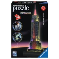 Ravensburger Ravensburger 3D Empire State Building at Night Puzzle 216pcs