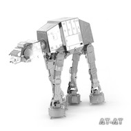 Fascinations Metal Earth Star Wars AT-AT Model Kit