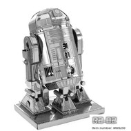 Fascinations Metal Earth Star Wars R2-D2 Model Kit
