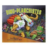 Scholastic Dino-Planchistes