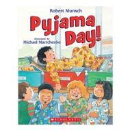 Scholastic Pyjama Day!