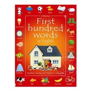 Usborne Books First Hundred Words in English