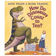Scholastic How Do Dinosaurs Count to Ten?