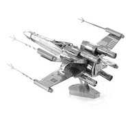 Fascinations Metal Earth Star Wars X-Wing Starfighter Model Kit