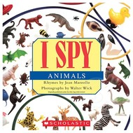 Scholastic I Spy Animals