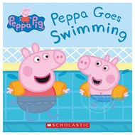 Scholastic Peppa Pig: Peppa Goes Swimming