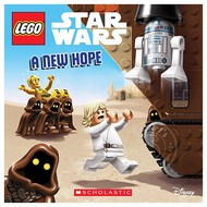 Scholastic Lego Star Wars A New Hope